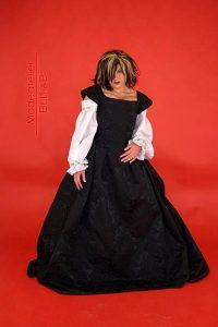 Kostüm Margot Bartholomäusnacht