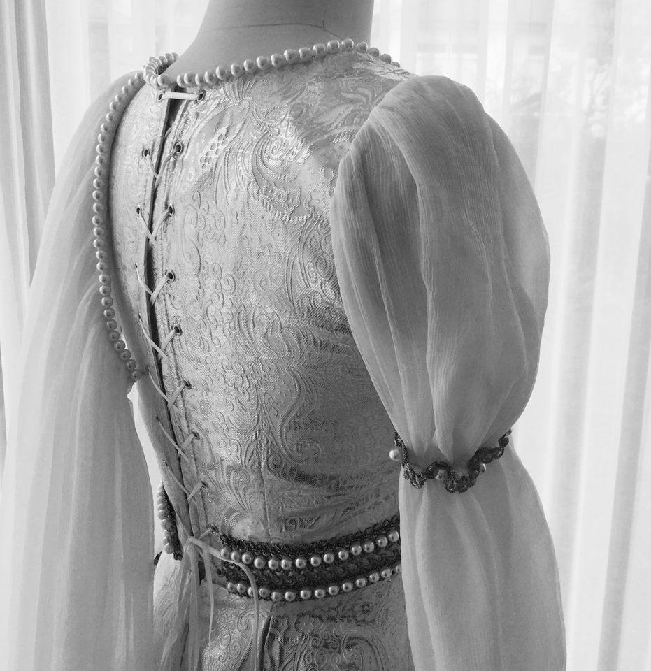 Aschenbrödels Brautkleid